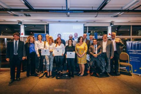 Red Ciudadana Nuestra Córdoba beneficiaria de proyecto de Unión Europea en Argentina