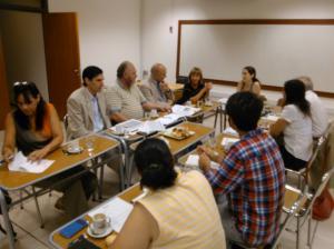 Nuestra Córdoba renovó el Grupo Coordinador