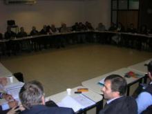 Amplia participación en el encuentro por el Marco regulatorio