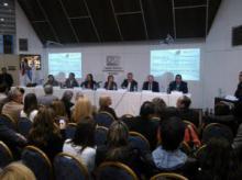 Los candidatos a diputados debatieron en el CPCE